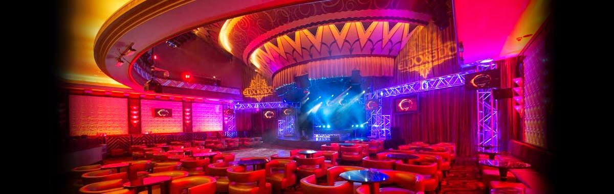 Celebrity Lounge at Eldorado Resort Casino Shreveport