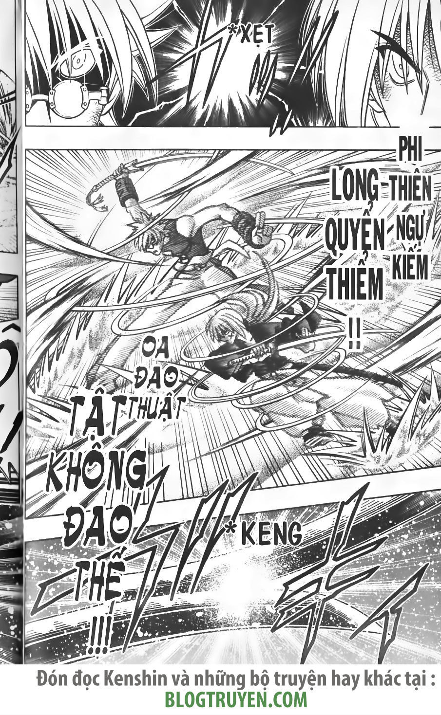 Rurouni Kenshin chap 245 trang 12