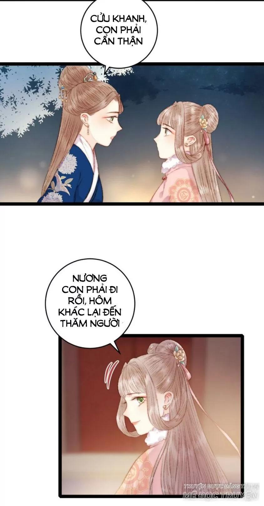 Nàng Phi Cửu Khanh - Thần Y Kiều Nữ chap 55 - Trang 26