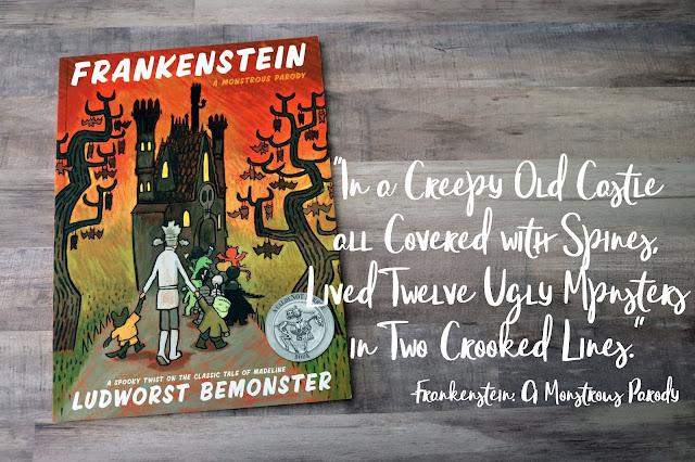 Frankenstein Parody Madeline