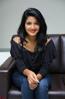 Deepthi Shetty looks super cute in off shoulder top and jeans ~  Exclusive 27.JPG