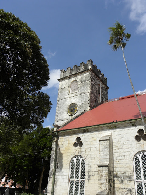 St. Michael Cathedral Bridgetown