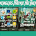 Avengers Movie HD Theme For Asha 202,203,X3-02,300,303,C2-02,C2-03,C3-01 Touch and Type Devices