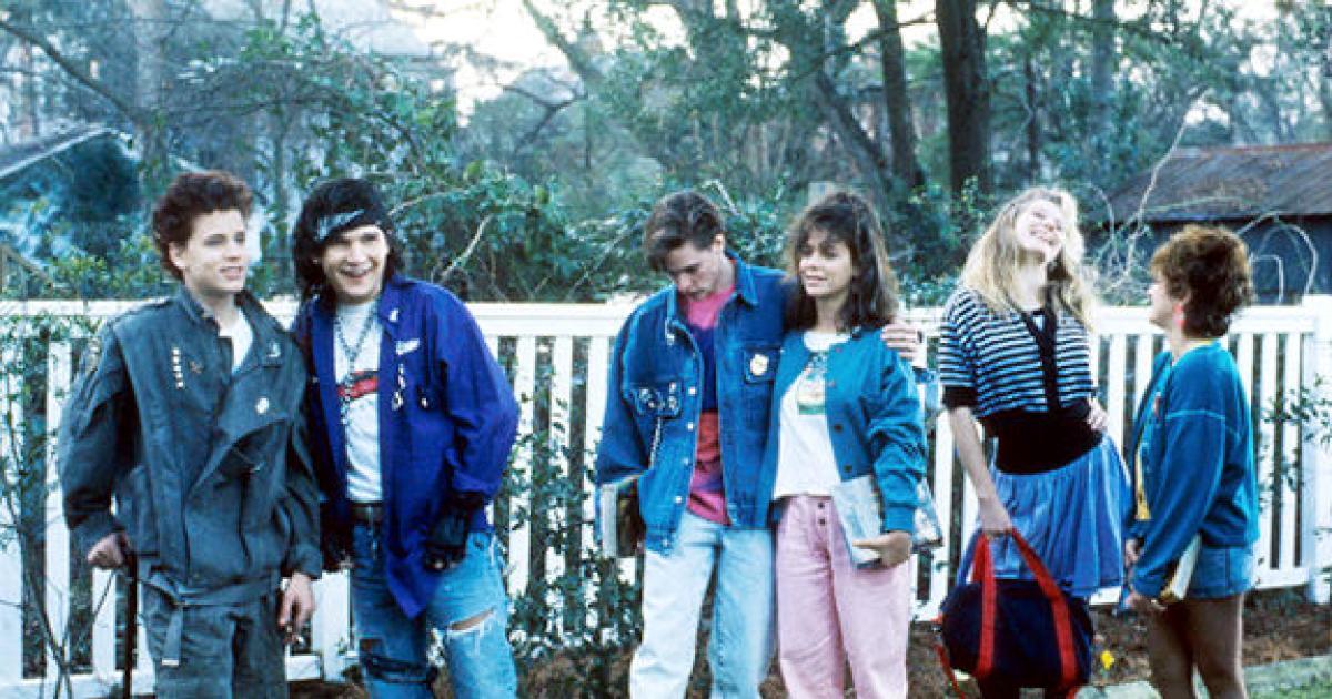 F This Movie!: DREAM A LITTLE DREAM: The Teen Comedy That Isn't