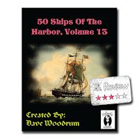 Frugal GM Review: 50 Ships of the Harbor, Vol. 13