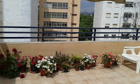 atico duplex en venta ronda magdalena castellon terraza