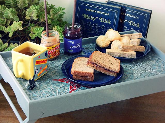 Café da Manhã para levantar o astral