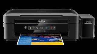 Epson EcoTank L365 driver descargar