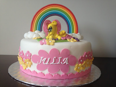 tarta my little pony