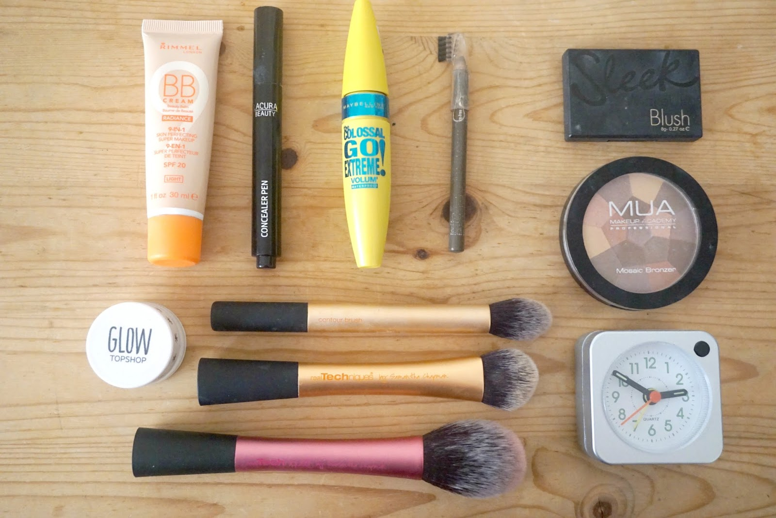 budget make up picks