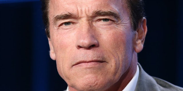 Arnold Schwarzenegger: It's time to give the power back to the people.