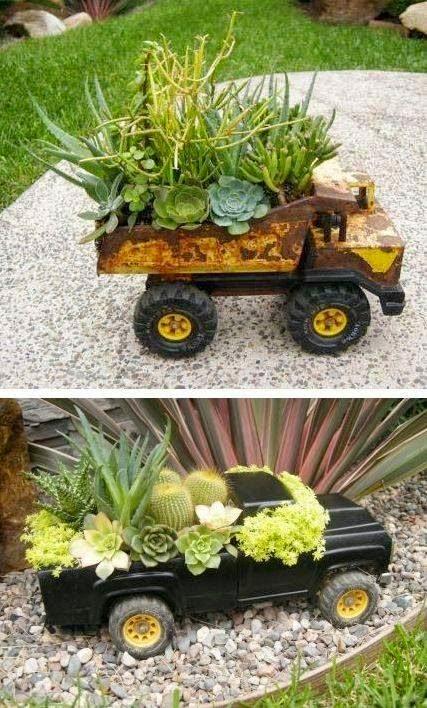 DIY Kebun Kaktus Mini