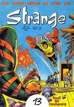 Strange n° 13
