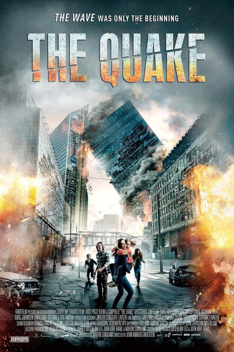 The Quake (2018) มหาวิบัติแผ่นดินถล่มโลก (ซับไทย)