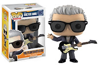 Funko Pop! Twelfth Doctor with guitar