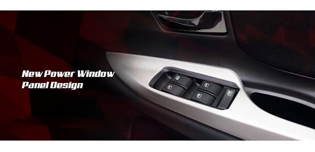 Interior  Power Window Toyota Avanza Veloz