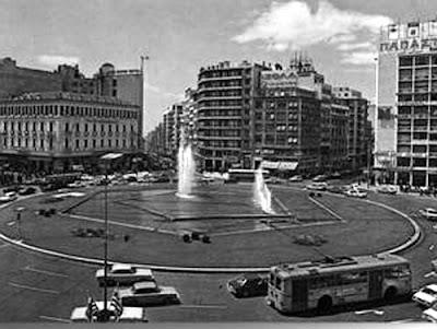 Η πλατεία Ομονοίας 1833-1950