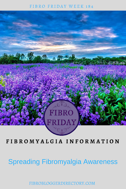 Fibromyalgia Awareness link up