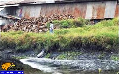 Nâng cấp nhanh chóng hệ thống xử lý nước thải - Buộc 12 doanh nghiệp hoàn thành xử lý nước thải