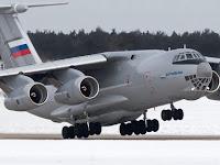Setelah Be-200, Indonesia Dikabarkan Juga Tertarik Membeli Il-76MD-90A