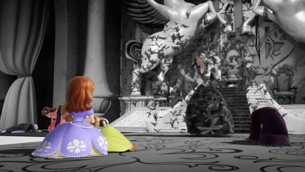Sofia the First The curse of Princess Ivy