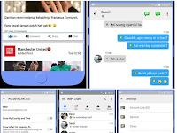 BBM MOD Hi Like iOS Avalaible Apk v3.2.0.6 Full DP Terbaru