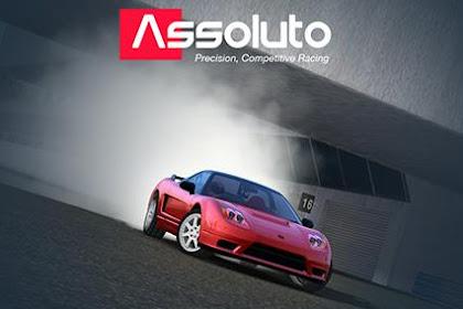 Download Assoluto Racing Mod APK v1.14.2 Terbaru 2017 (Unlimited Money Coins)