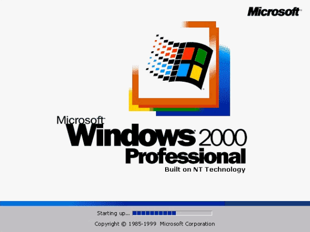 Windows 2000 Professional Was Designed As The Desktop Operating System For Businesses And Power Users It Is Client Version Of
