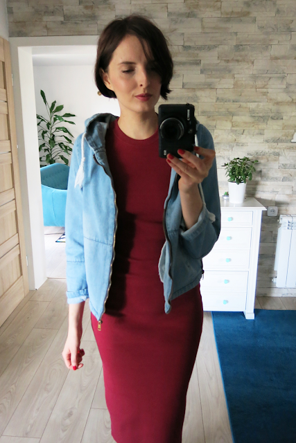 Kurtka | Kombinezon | Okulary | Denim jacket | Romper | Glasses | Zaful