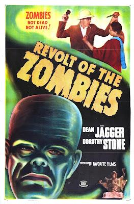 La rebelión de los Zombies