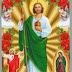 Ritual con San Judas Tadeo para proteger el trabajo