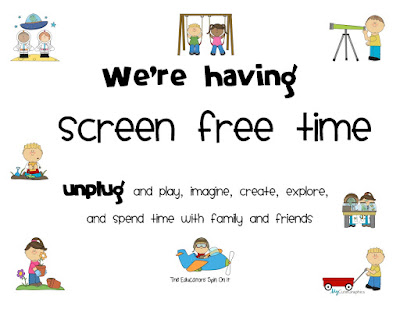 Screen-Time - an infowrap