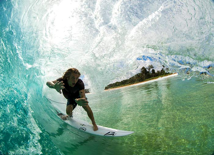 14 pat schmidt barrel indo mag vibes episode 1 volcom surf true to this designed for surfing recommended for life