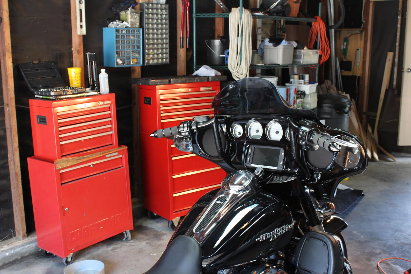 Getting the New Bike Setup - Ride it Wrench It
