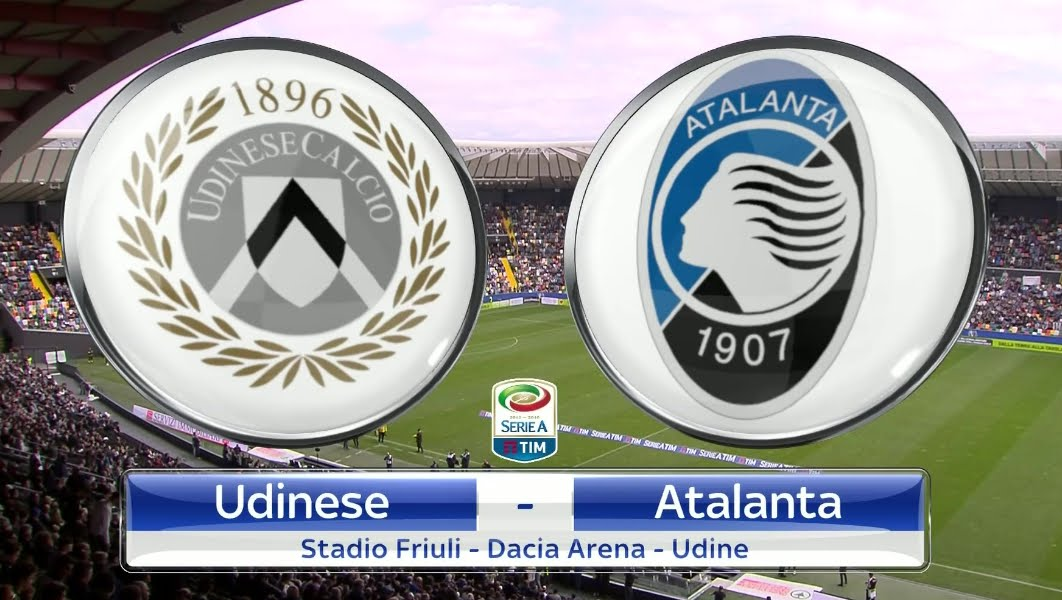 Dove Vedere Udinese-Atalanta Streaming Rojadirecta Gratis Video Diretta Online.