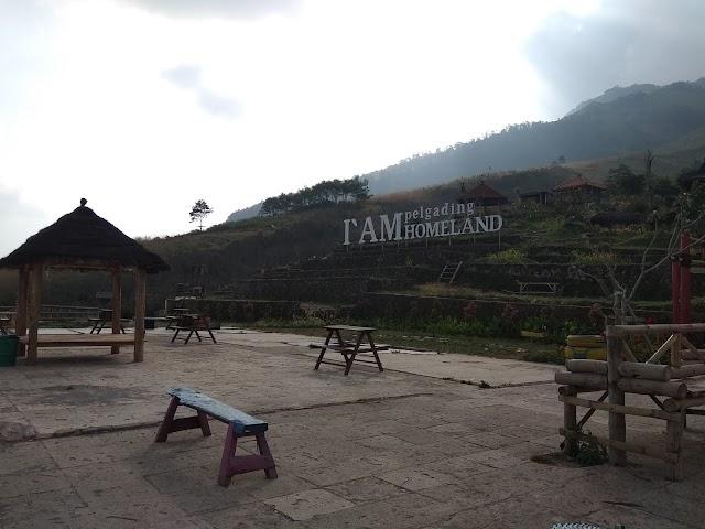 I'm Pelgading Homeland : Tempat Santai Menikmati Alam di Bandungan, Jawa Tengah