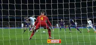 Hasil Pertandingan Barcelona vs As Roma