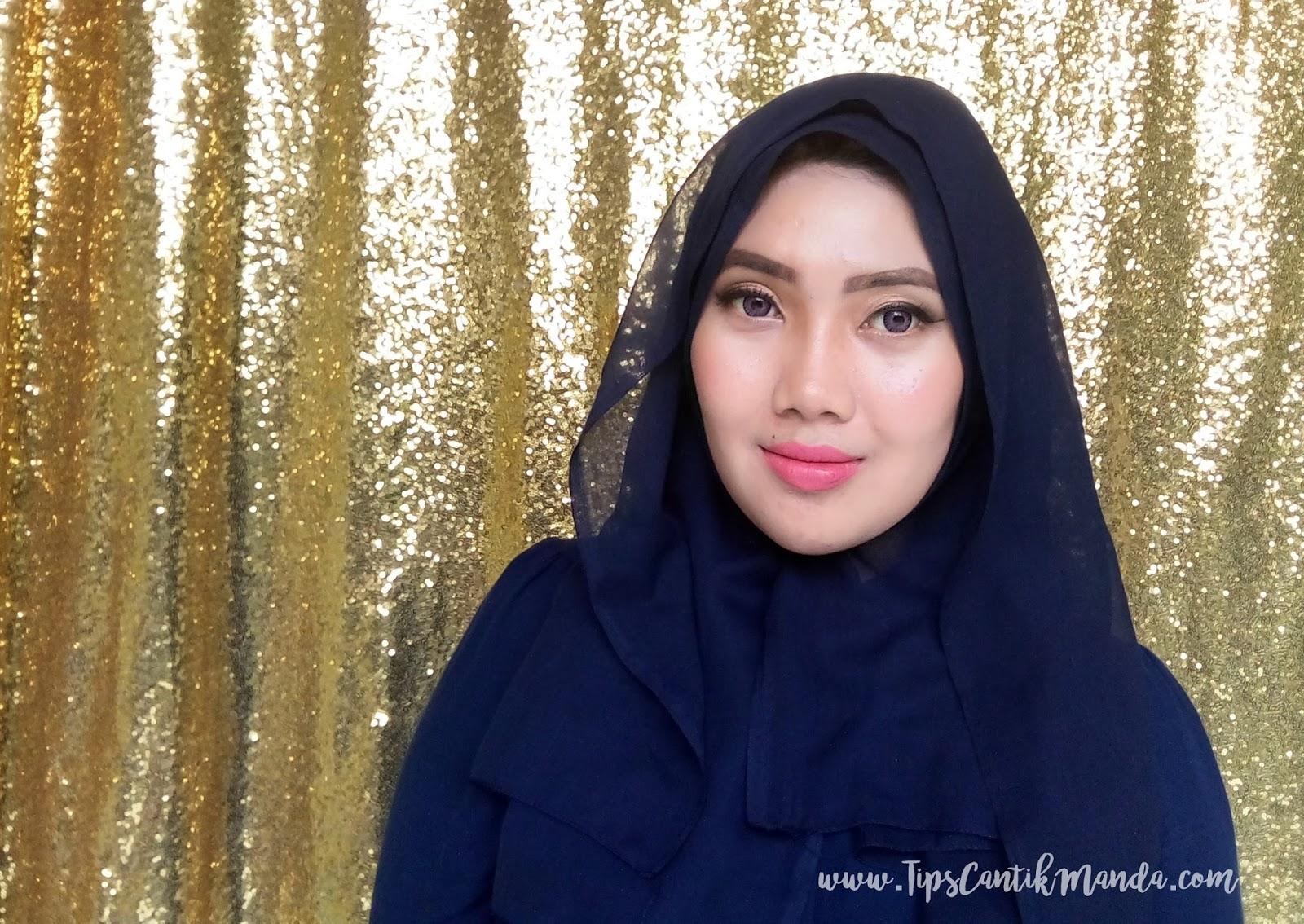 Lipstick matte purbasari 92