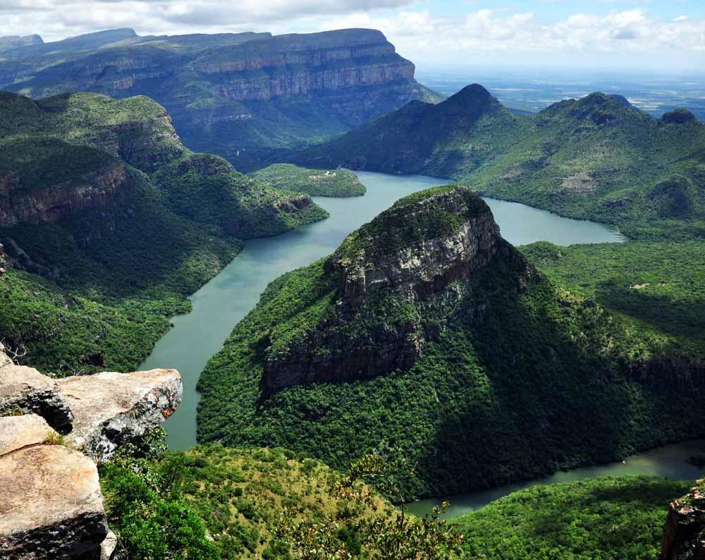 Blyde River Canyon - África do Sul | Lugares Fantásticos