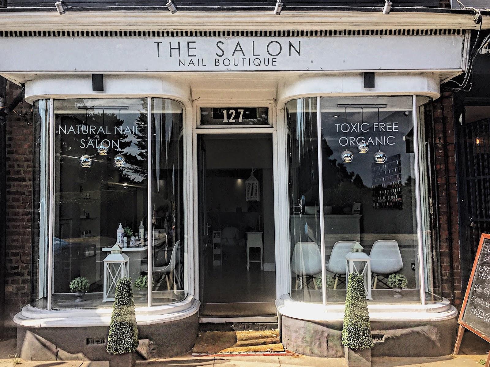 The Salon Nail Boutique St Albans