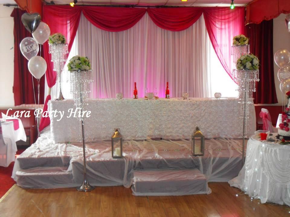 Lara Party Hire Beautiful Wedding Innisfail Gaa Club