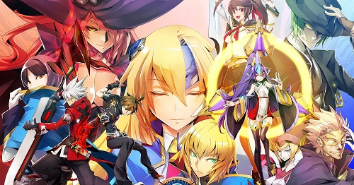 BlazBlue: Central Fiction Review & Gameplay