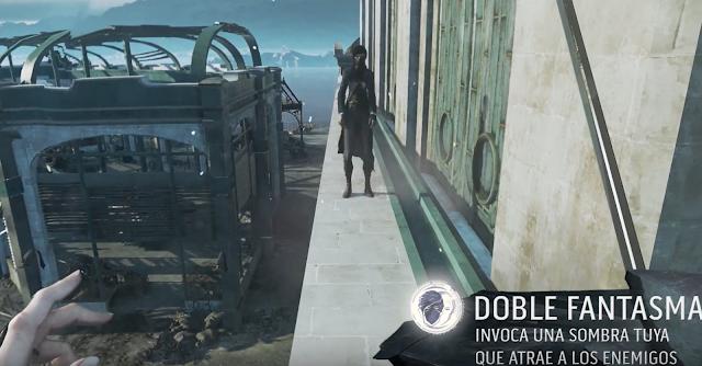 Dishonored 2 comparte nuevo vídeo de Emily y Corvo