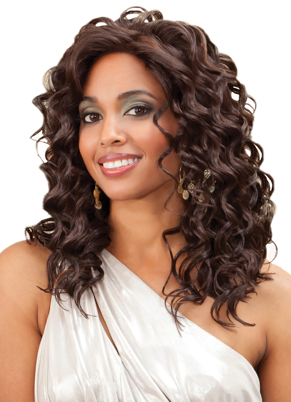 French Hairstyles For Long Hair: 17 French Curl Hairstyle