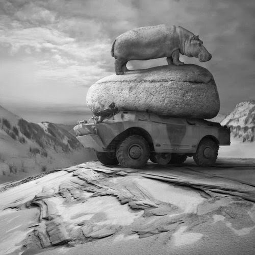 04-Peace-Dariusz-Klimczak-Black-and-White-Surreal-Altered-Reality-www-designstack-co