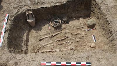Κορινθιακή περικεφαλαία εντοπίστηκε σε ανασκαφές στη Ρωσία
