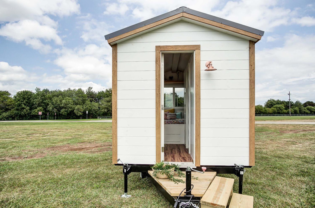 Tiny Home Designs: TINY HOUSE TOWN: The Nugget From Modern Tiny Living