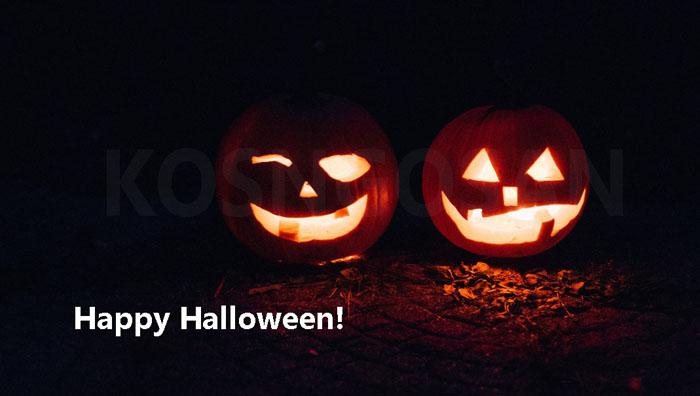 status caption halloween