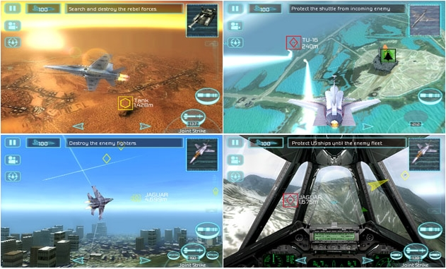 Download Gratis Game Perang Pesawat Tempur