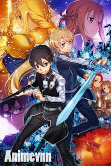 Sword Art Online: Alicization -  2018 Poster